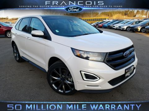 New 2017 Ford Edge Sport AWD