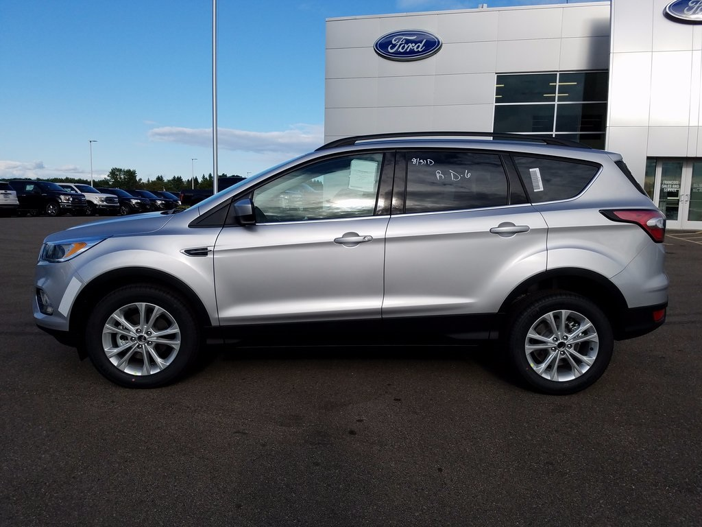New 2018 Ford Escape Se 4d Sport Utility In Belleville